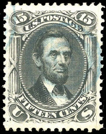 Abraham Lincoln stamp