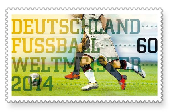 The third place: Victory of German National Football team in FIFA 2014