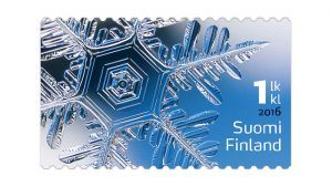 Top Extraordinary Stamps 2016: Sixth Place - Winter by Finland Post