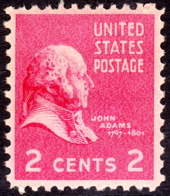 US Presidents On Postage Stamps