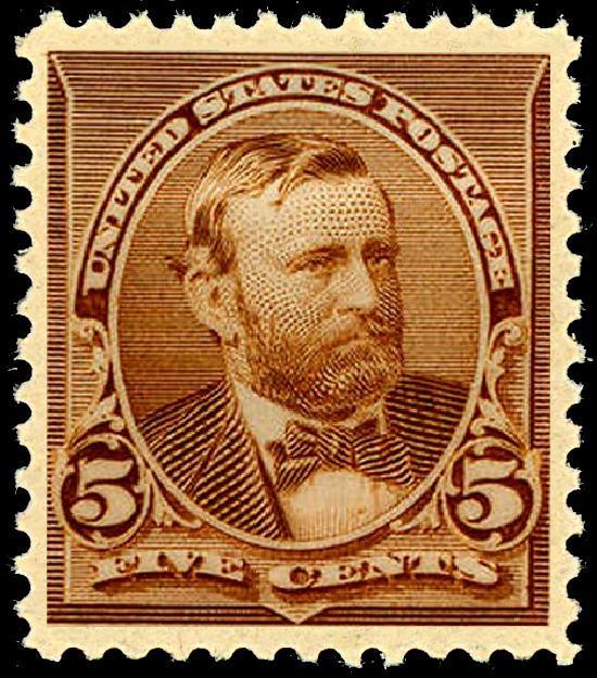 U.S. Presidents On U.S. Postage Stamps