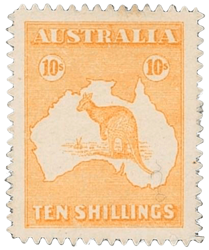 Australia Map Looks Like A Dog.Most Valuable Australian Stamps Discover The World S Most Valuable