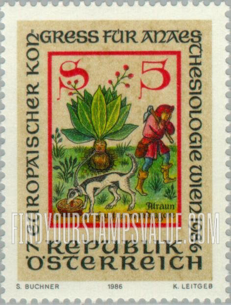 5 kon mapa stamp value
