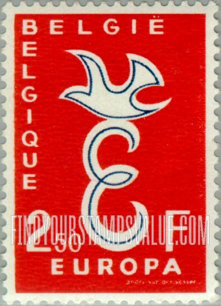 Blue Dove Stamp Value