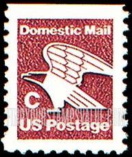 B Eagle Us Postage Stamp Value